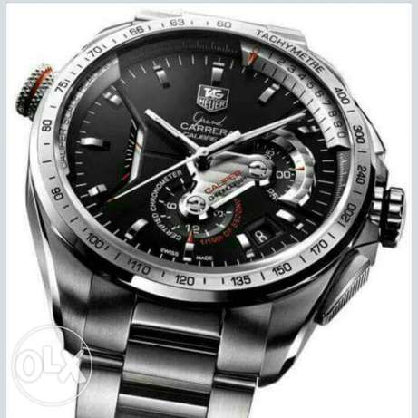 Two Tone Tag Watch For Men