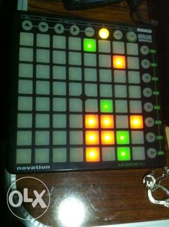Novation Launchpad المهندسين -  1