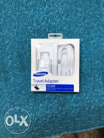samsung galaxy note 4 fast charching adapter original not used.