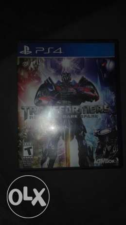 Transforms rise of the dark spark for sale or trade