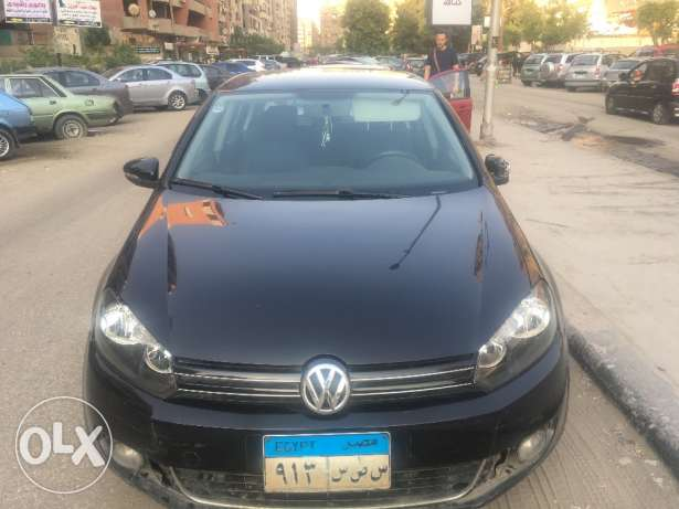 Golf 6 2012 for sale