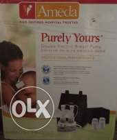 Ameda Purely Yours Breast Pump brought from Oman