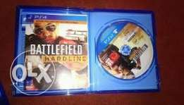 Battlefield hardline ps4 (for Sell or Trade)