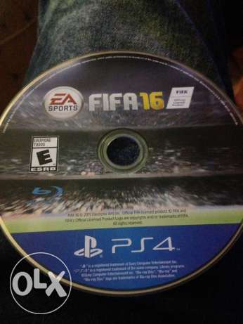 Fifa 16 Ps4 to swap with The Division