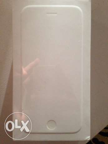 iphone 6 new didn't opened yet