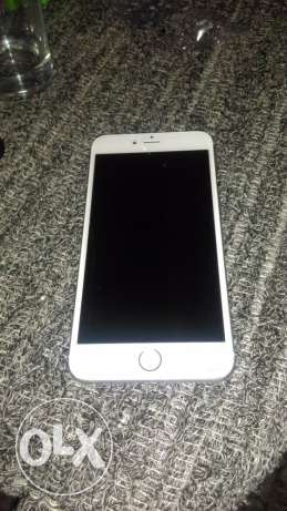 i phone 6 plus like new مدينة أسوان -  2