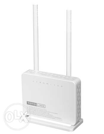 Toto link ND300300Mbps Wireless N ADSL 2/2+ Modem Router