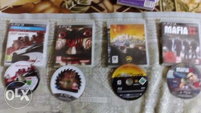 Ps3 Games original Cd's imported from Europe