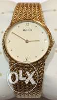 RADO Watch gold Original ( Classic )