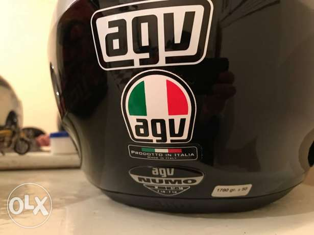Hemet agv original from itly
