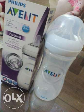 Avent philips Natural 330 ml (new) size 3m+
