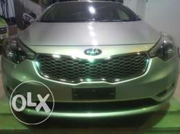 Kia كيا سيراتو2015 for sale