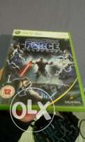 CD Original Star Wars The Force Unleashed Xbox 360