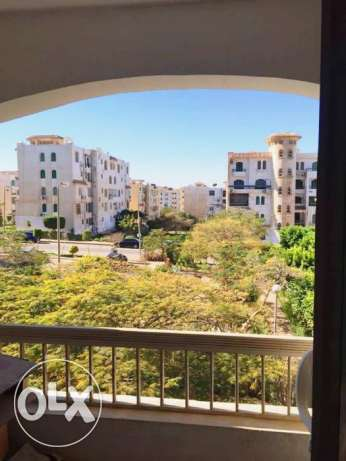 Fully furnished apartment in fifth settlement next to AUC for rent