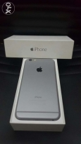 IPhone 6 plus grey 16 giga with box like new