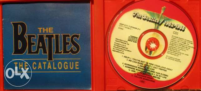 The Beatles Collection 2CDs مصر الجديدة -  4