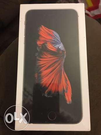 iphone 6s plus 16gb new sealed