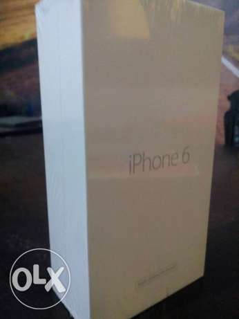 IPhone 6 (16) original - جديد