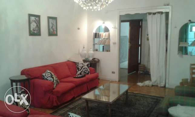 Apartment in Dokki for Rent Furnished in Nearby The Metro Station