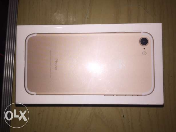 iphone 7 256 giga gold