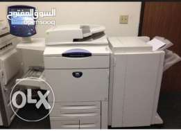 Xerox work center 7675 colour