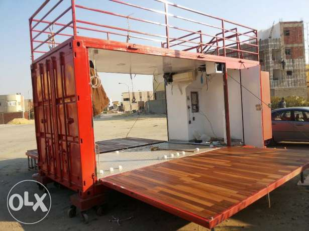 Mobile Restaurant for sale