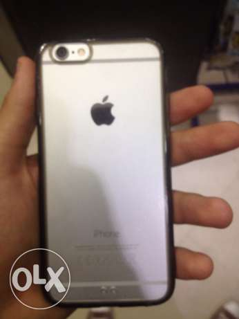 iPhone 6 Silver 64G الهرم -  2