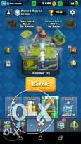 clash royal and clash of clans and castle clash