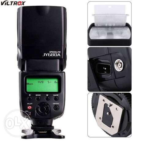 flash viltrox 680A (i cam store)