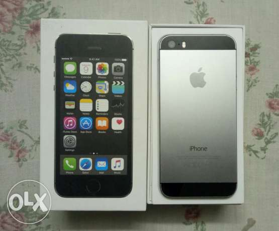 للبيع iPhone 5s 16GB