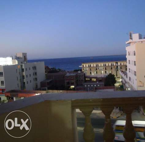 FLAT sea view For rent