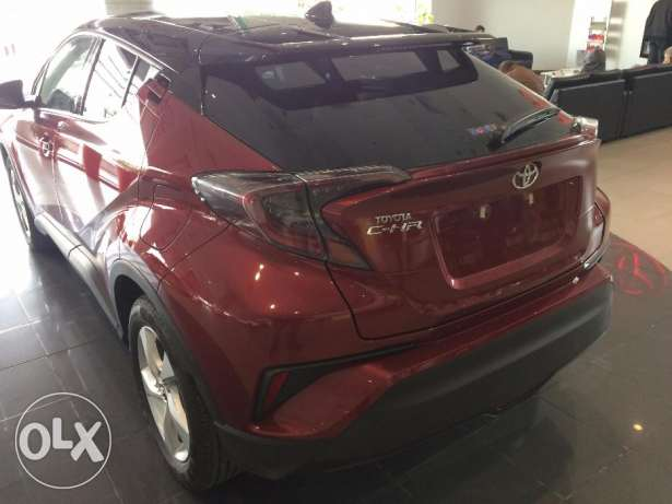 (Toyota CHR 1200 Turbo For Sale مدينة نصر -  2