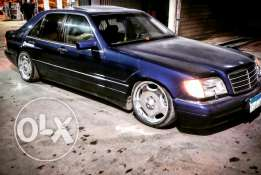 Mercedes s320 model 1992 for sale