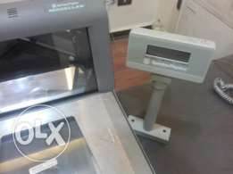 سكانر و شاشة عرض Psc Magellan Sl 384 In Counter Scanner Tested Working