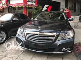 2012 Mercedes benz E250 only 17000 km mint condition almost brand new