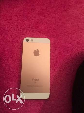 iPhone SE Rose Gold 64