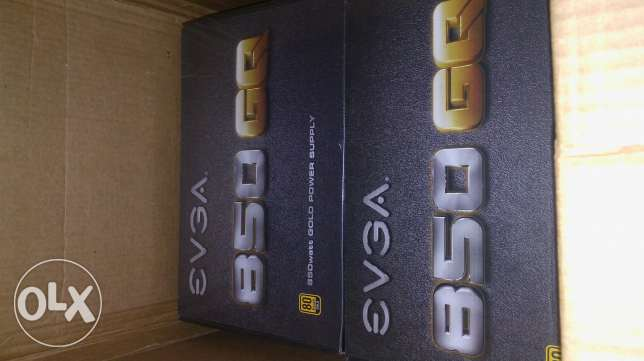 EVGA 850W GQ 80plus Gold 4Gpu mining new