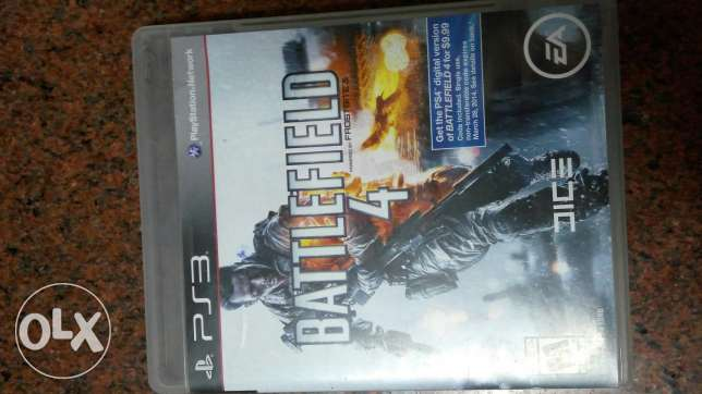 Battlefeild 4 ..ps3