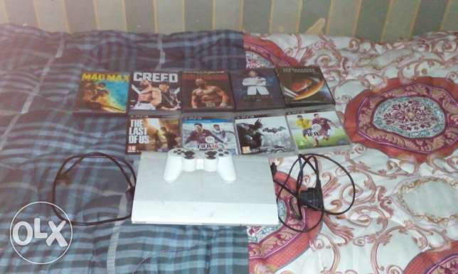 PlayStation 3 superslim 320gb المهندسين -  2