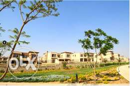 Twin House 300m + Penthouse for sale at Palm Hills Katameya