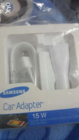 Samsung fast charger car adapter