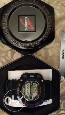 Cacio G shock (mud man)