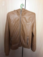 Jacket Ravin leather xs
