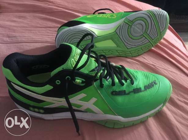 Asics for Sqwash and volleyball, indoor sports 44.5