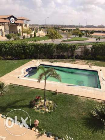 superb villa for long and short term rent with 40000EGP only