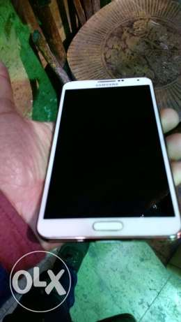 Samsung Note 3 4g gold حلوان -  1