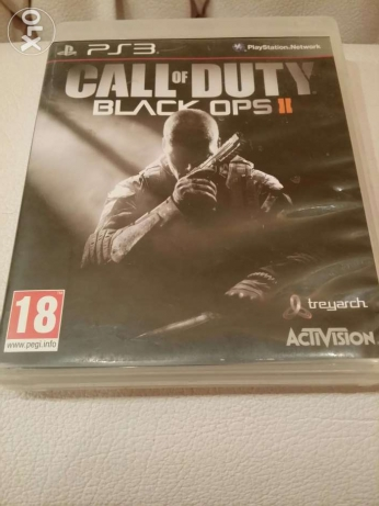 Playstation 3 -Call of Duty - Black OPS II