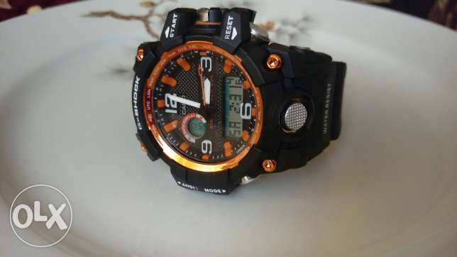 Casio G Shock New المعادي -  2