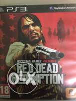 red dead redemption ps3 cd