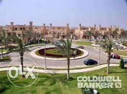 Twin-house located in New Cairo for sale 350 m2, Les rois